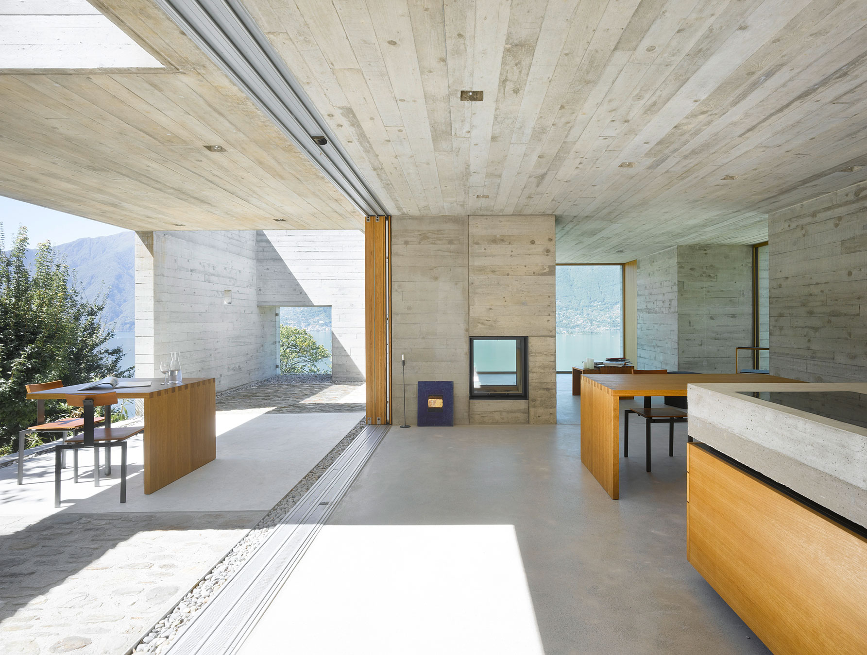 Concrete House Interior New Concrete House By Wespi De Meuron Architekten 5