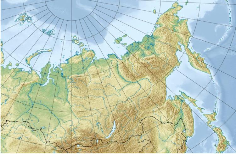 Land Features of Russian Siberia Diagram Diagram Quizlet