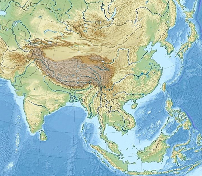Physical Land Features of Southeastern Asia Diagram Diagram Quizlet