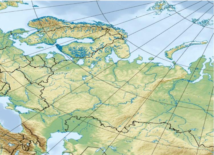 Land Features of European Russia Diagram Diagram Quizlet