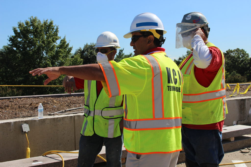 Construction Engineering and Inspection Services KCI