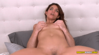 Isabella De Santos Sliding On A Cock