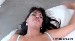 Beautiful Princess Strokes And Worships Cock