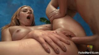Keeping It Locked Inside Her Pussy
