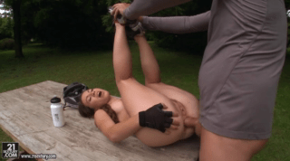 Public Place Anal Madness