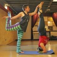 Handstands, Arm Balances, & Backbends – Workshop