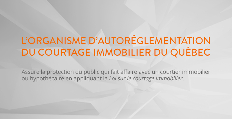 Courtage Immobilier Oaciq | Accueil