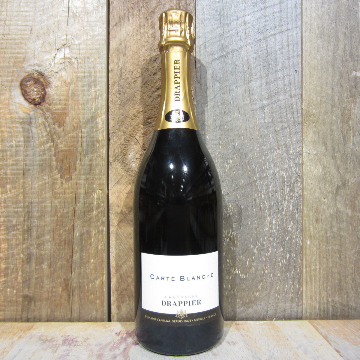 Carte Blanche French Drappier Champagne Brut Carte Blanche Kosher 750ml Oak And Barrel