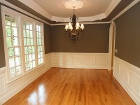 Wainscoting, Dining rooms and Dining room wainscoting on ...