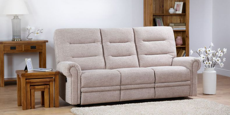 Sofas For Sale Eastbourne Eastbourne Fabric Electric Recliners | Oak Furnitureland