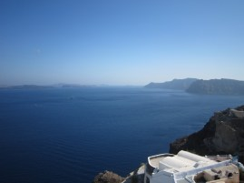 Caldera View Oia Santorini