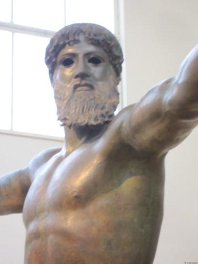 Zeus or Poseidon
