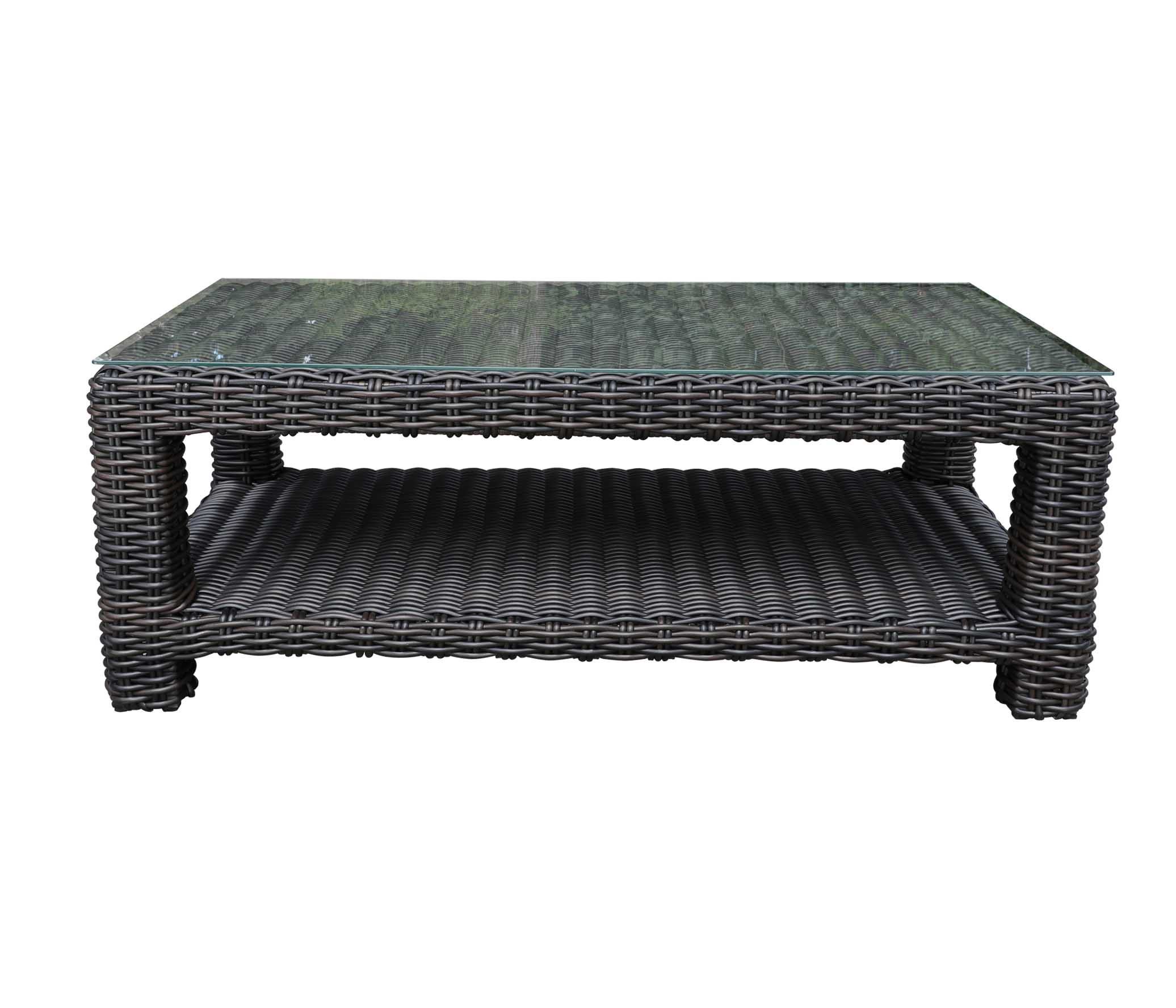 Oakville Outdoor Furniture Aubrey Coffee Table 9450 Patio Furniture Wicker