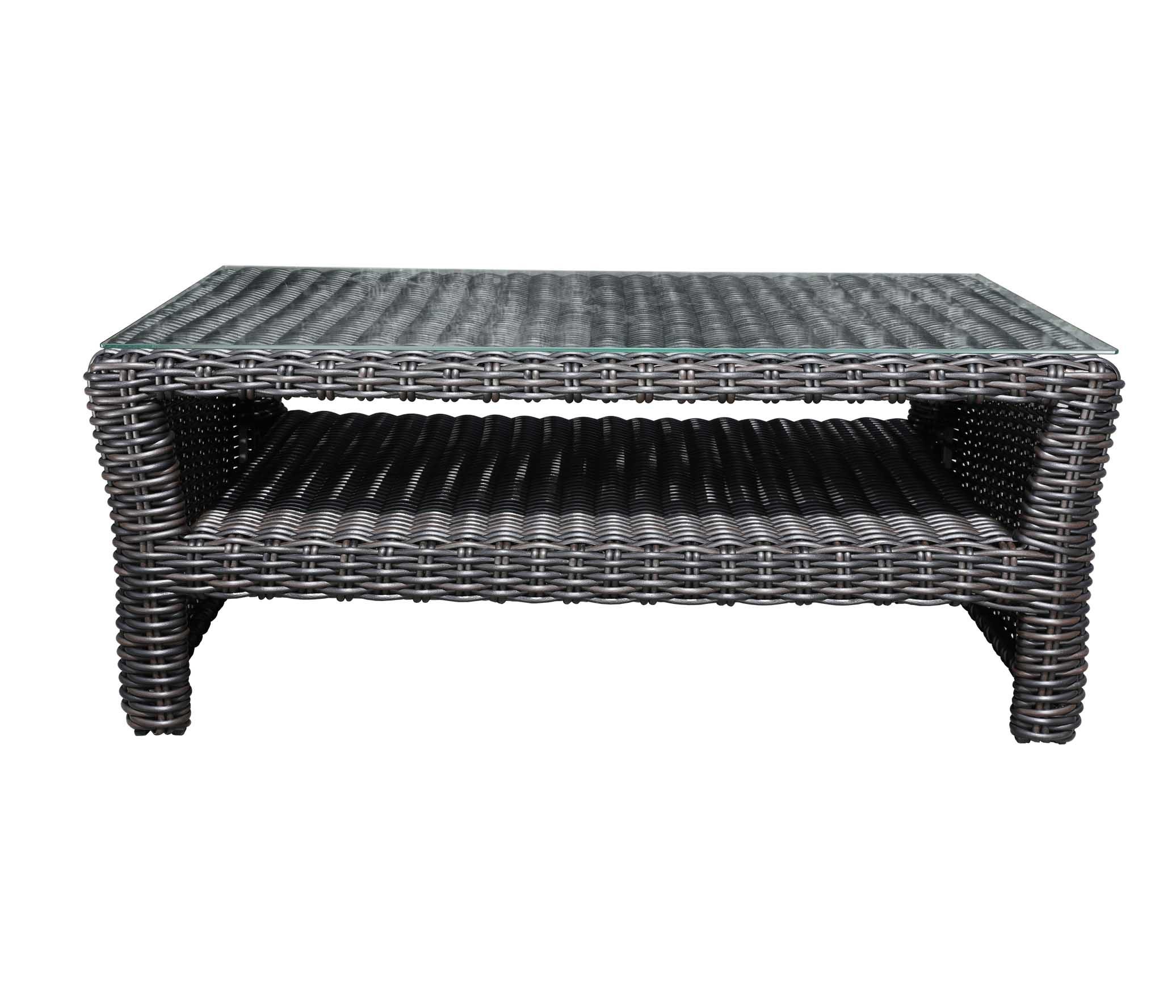 Oakville Outdoor Furniture Monterrey Coffee Table 9437 Patio Furniture Wicker