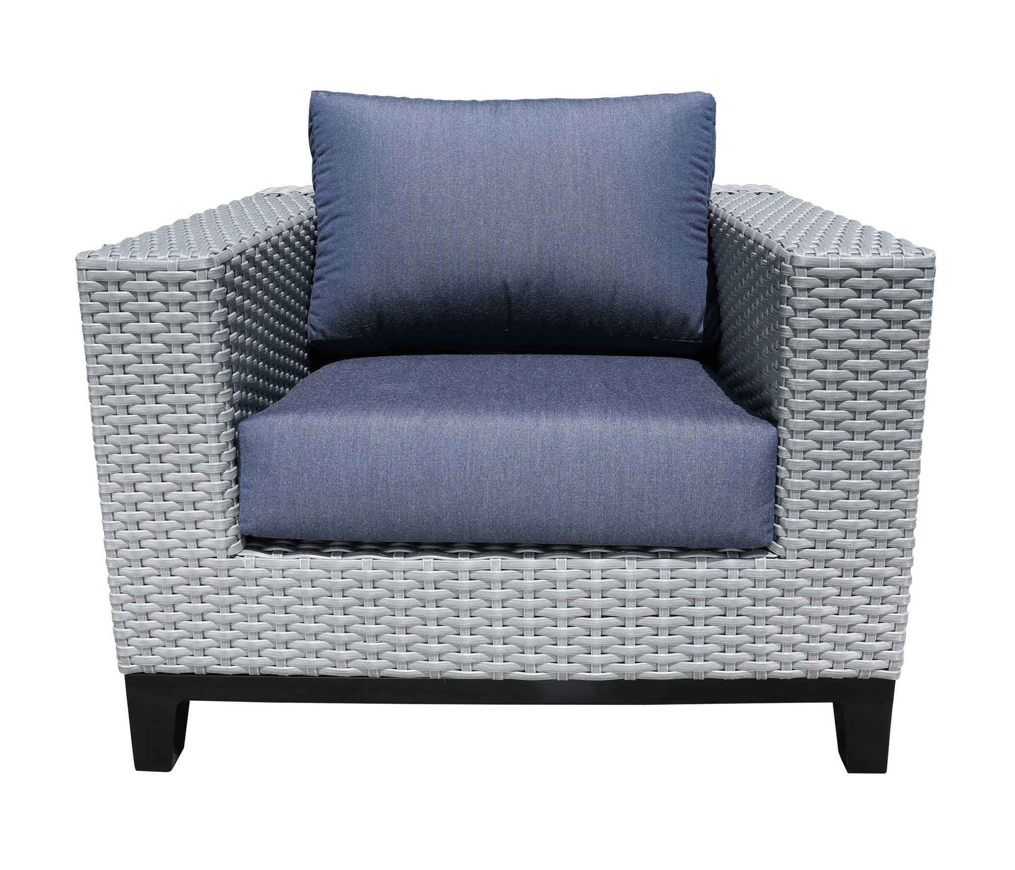 Oakville Outdoor Furniture Tribeca Deep Seat 9416 Patio Furniture Wicker