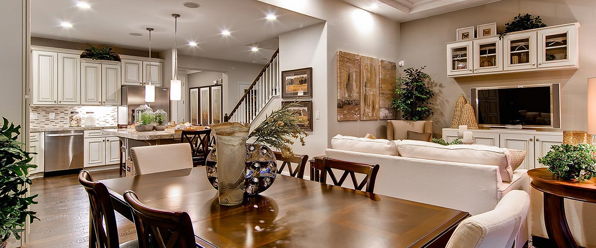 Banning Lewis Ranch - New Homes Colorado Springs - oakwood homes design center