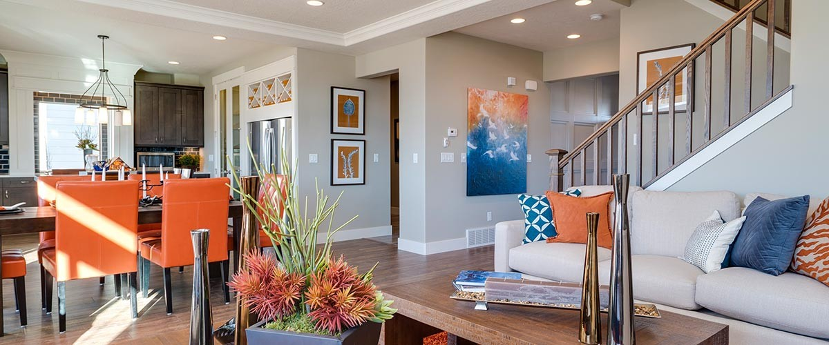 Cottages at Valley Station - Oakwood Homes Utah - oakwood homes design center