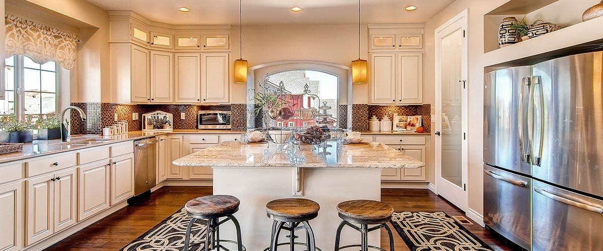 Erie Highlands - Oakwood Homes Colorado - oakwood homes design center
