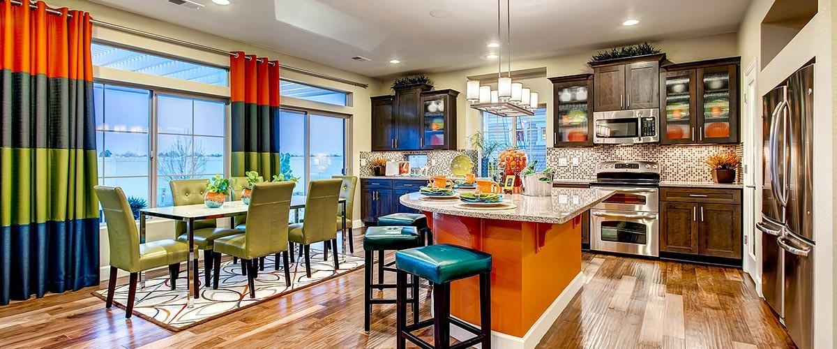 Green Valley Ranch - Oakwood Homes Denver CO - oakwood homes design center