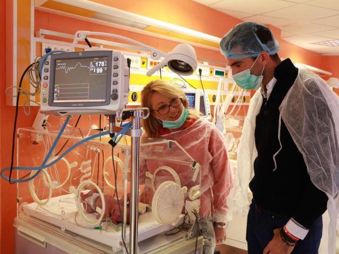Horia Tecau a donat un ventilator impreuna cu Salvati Copiii_oanabotezatu.ro