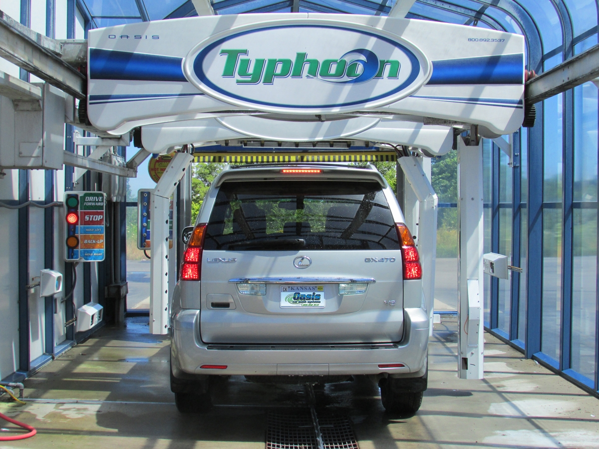 Auto Wash Typhoon Oasis Car Wash Systems Automatic Carwash Manufacturer