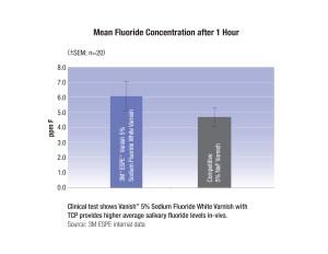 FIGURE E-MeanFluorideConcentration