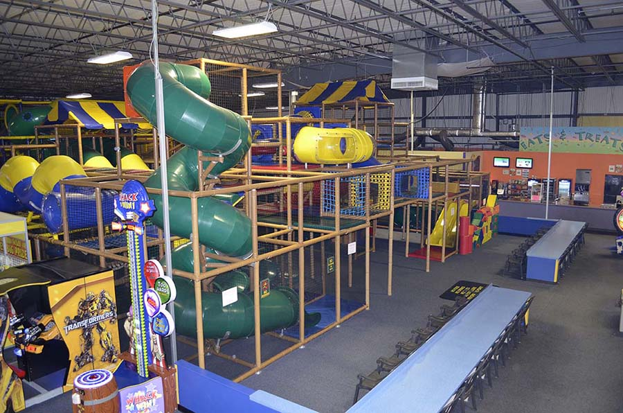 Toddler 2 Years Old Attractions « Oasis Family Fun Center