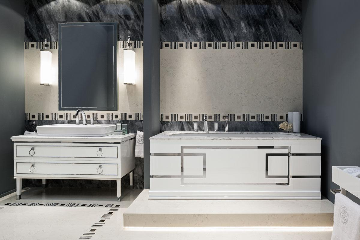 Lutetia Collection Italian Classic Style Furniture By Oasis Luxury Bathroom