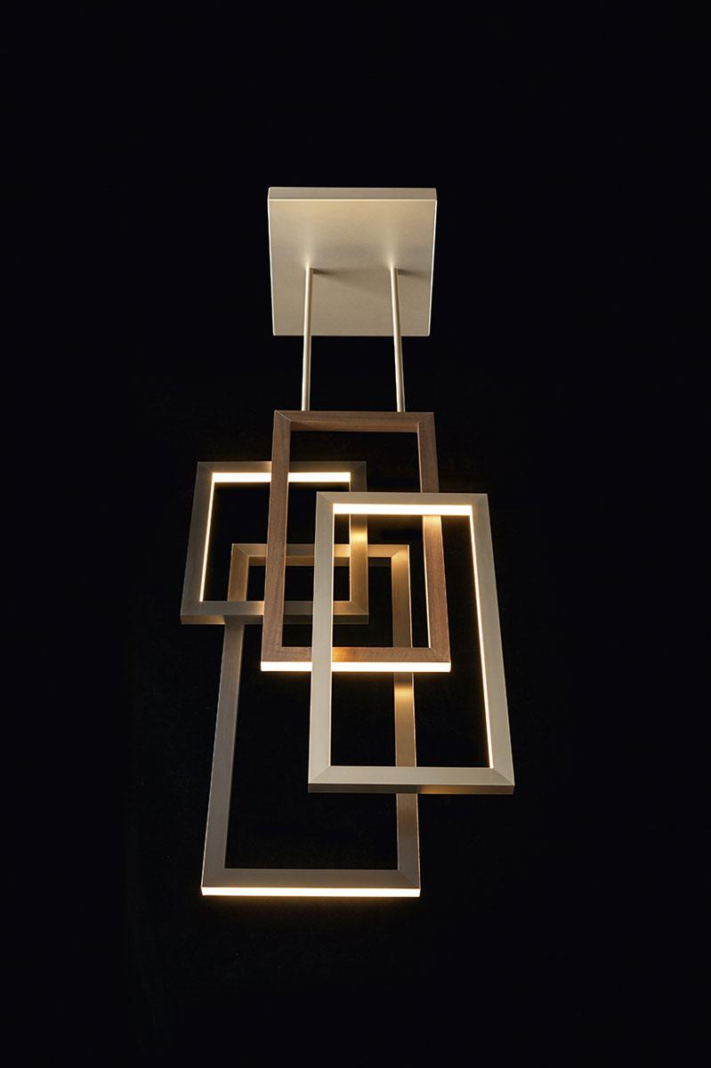 Art Deco Lamp Edge Lighting Collection By Oasis