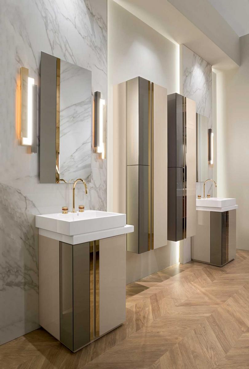 Charme Collection Of Luxury Bathroom Italian Design Furniture By Oasis