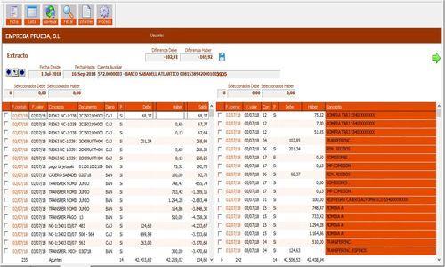 Conciliación bancaria automatizada (parte II) - OAX Software