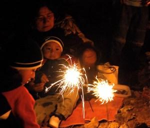 Teoti Las Cuevitas Family Sparkler