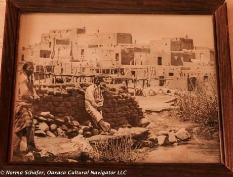 Taos Pueblo as it was
