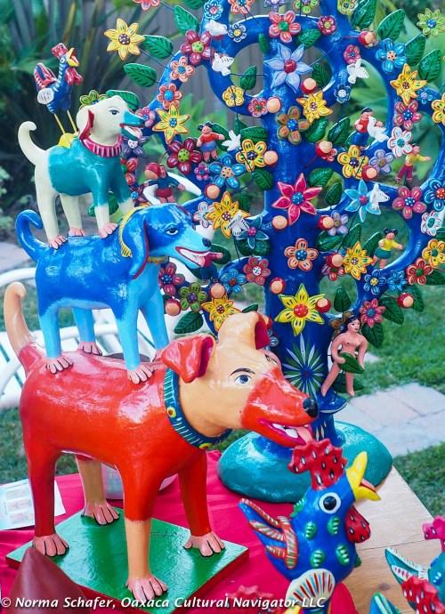 Ortega's Folk Art, Tonala, Jalisco, Mexico