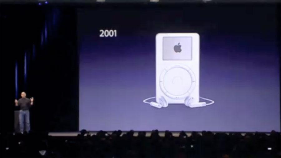 Pacman Wallpaper Iphone X 2001 Ipod Steve Jobs Keynote Obama Pacman