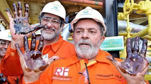Lula sujou as mãos na Petrobras