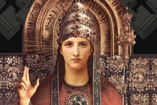 Papisa Joana - Segredo que foi escondido pelo vaticano