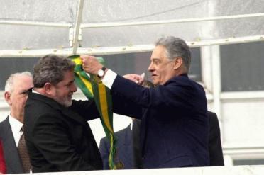 Campos superar Aécio 'Não seria tragédia', diz FHC