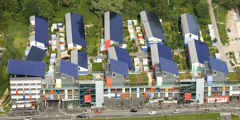 Uma em cada dez pessoas na Alemanha já usa energia solar