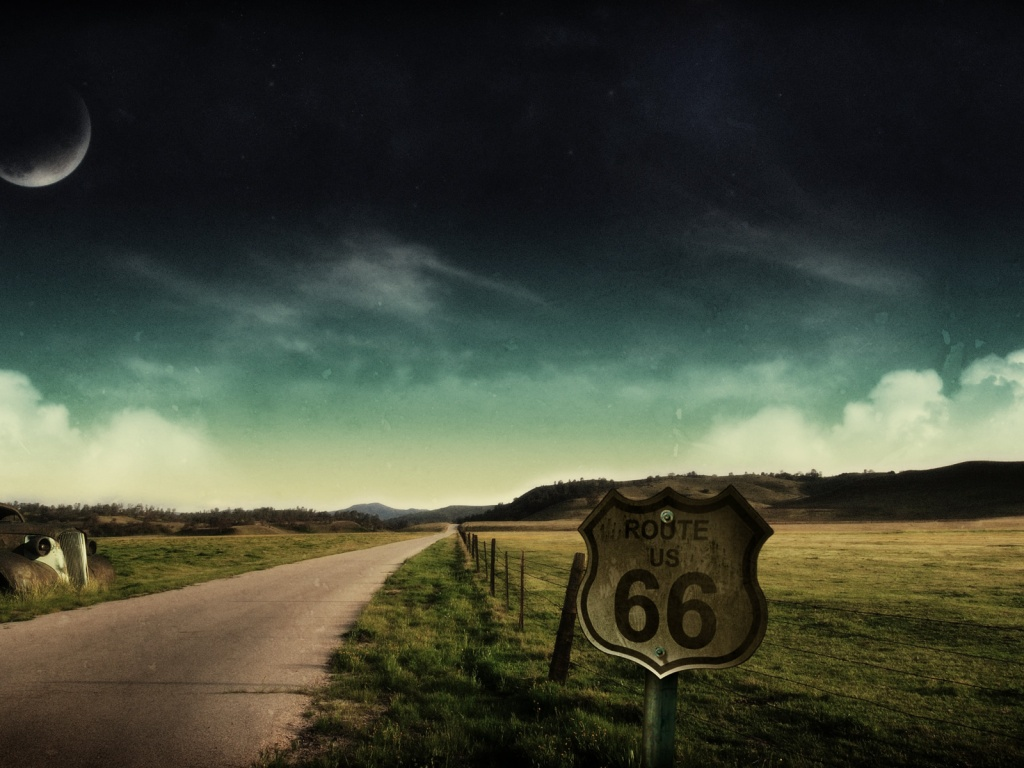 Supernatural Iphone Wallpaper Route 66 Roadhouse