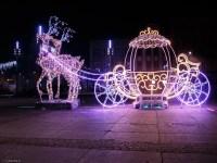 Popular Outdoor Decoration LED Reindeer light-Dongguan ...