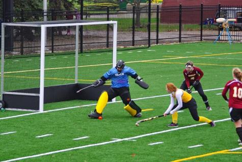 Field Hockey Concludes Break with 1–3 Record