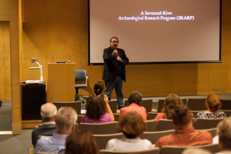 """Archaeology, Storytelling Converge in """"Discovering Dave"""""""