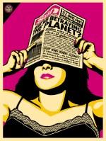 Global-Warning-poster-Warhol