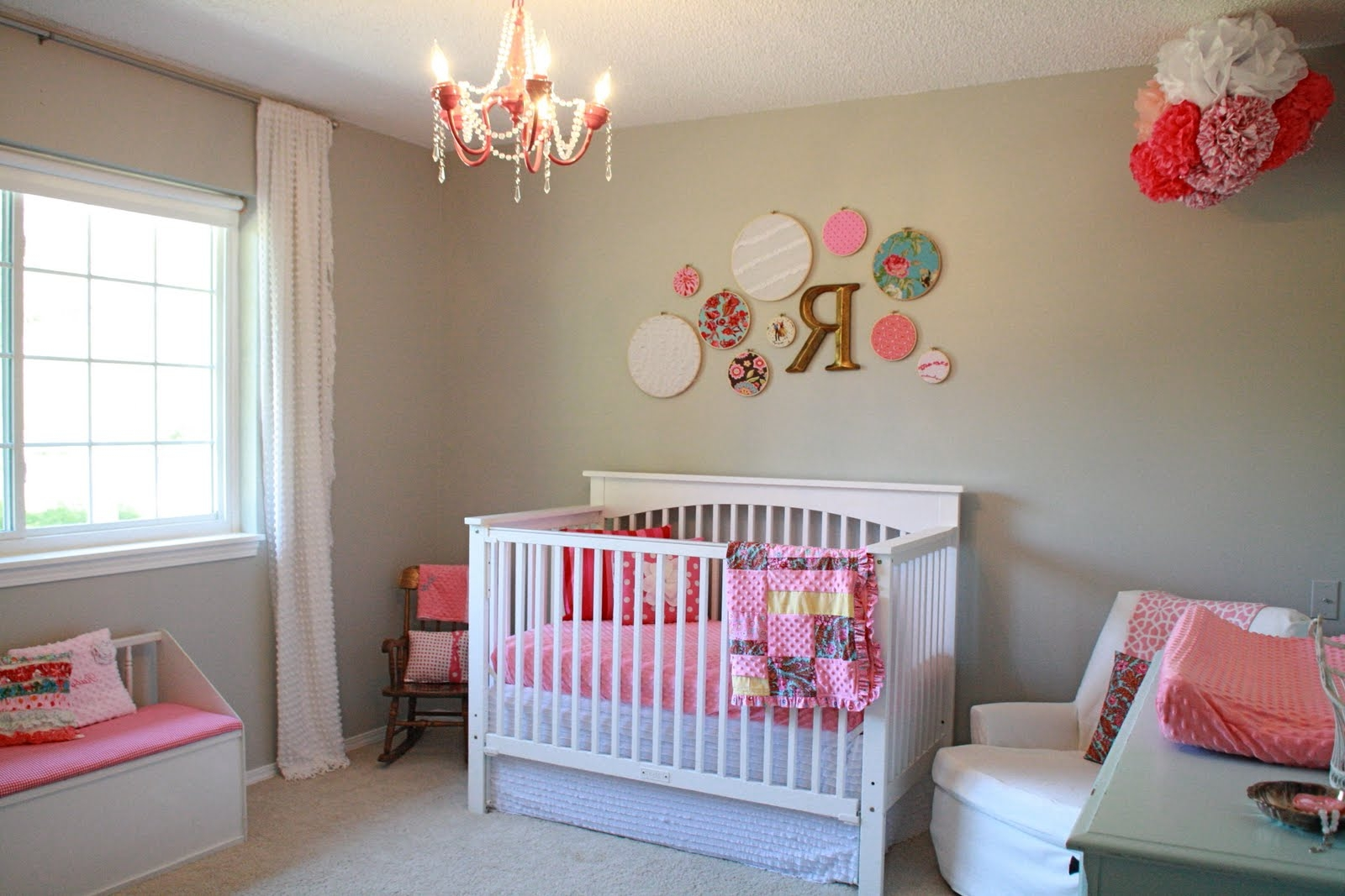 Baby Room Themes Girl Baby Girl Room Decor Ideas