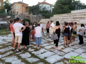 Roman clothing tour free stara zagora tour 7