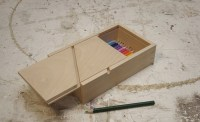 DesignApplause | Pencil box. James shaw.
