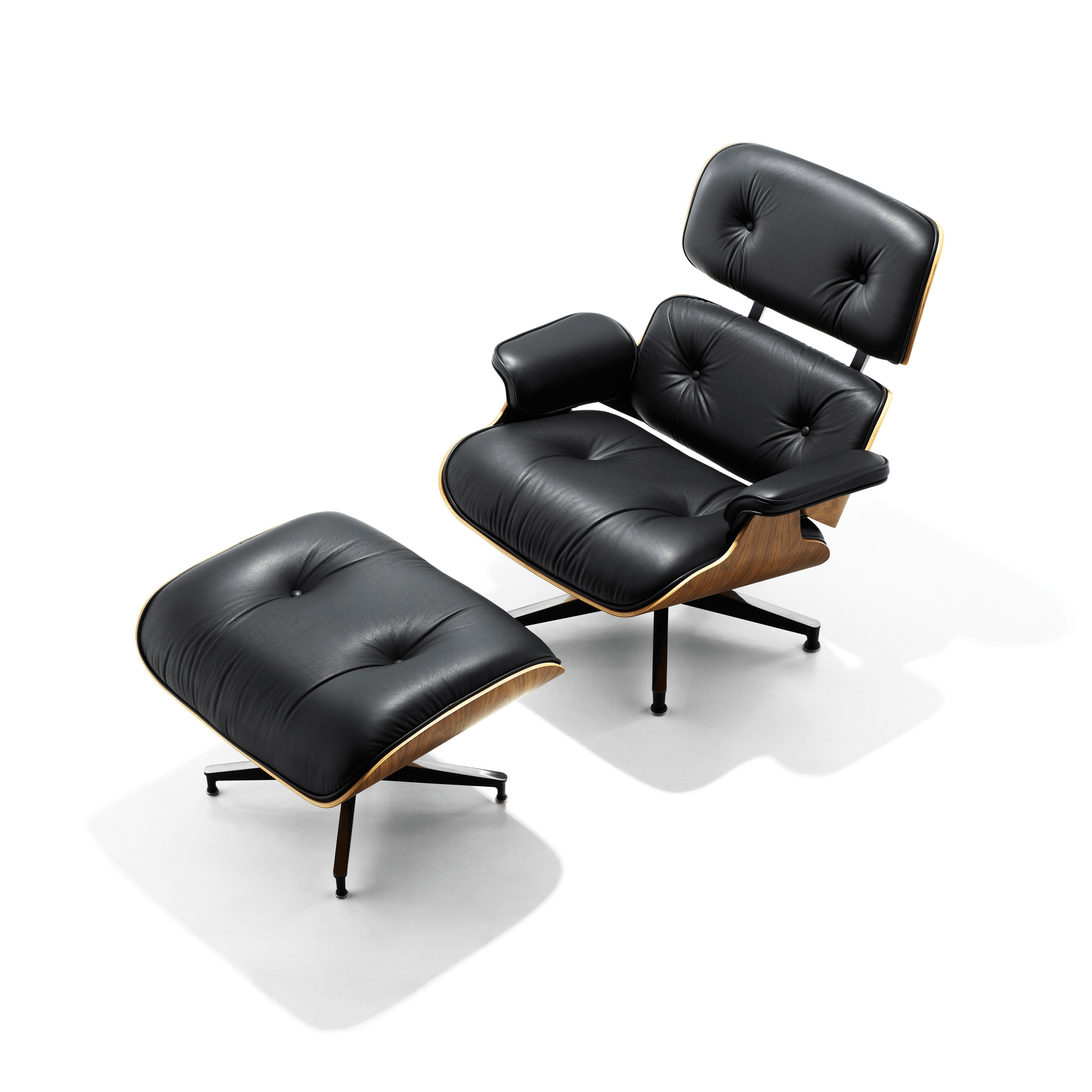 Vitra Charles Eames Chair Designapplause | Lounge Chair And Ottoman. Charles And Ray