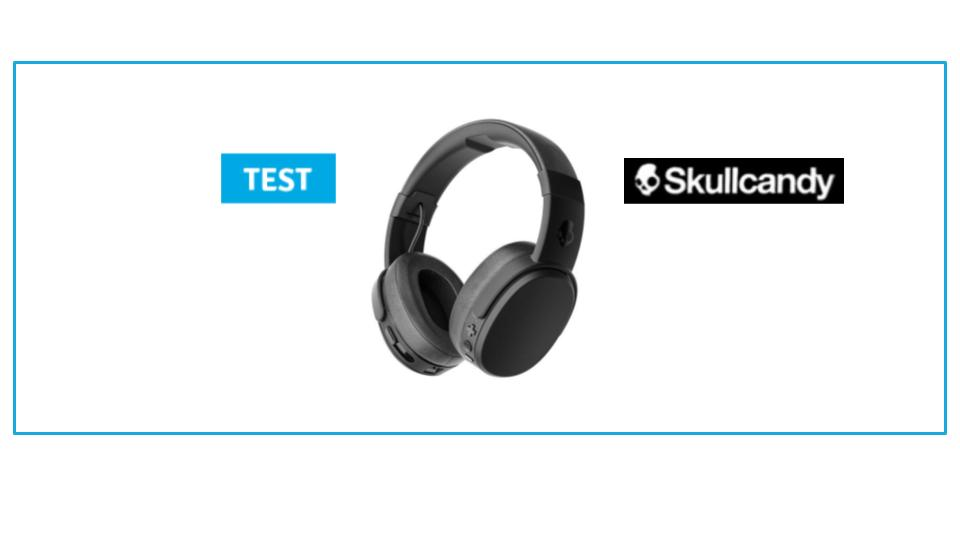 Salon De Jardin Pro Loisir Skullcandy Crusher Wireless : Test Du Casque Audio Sans