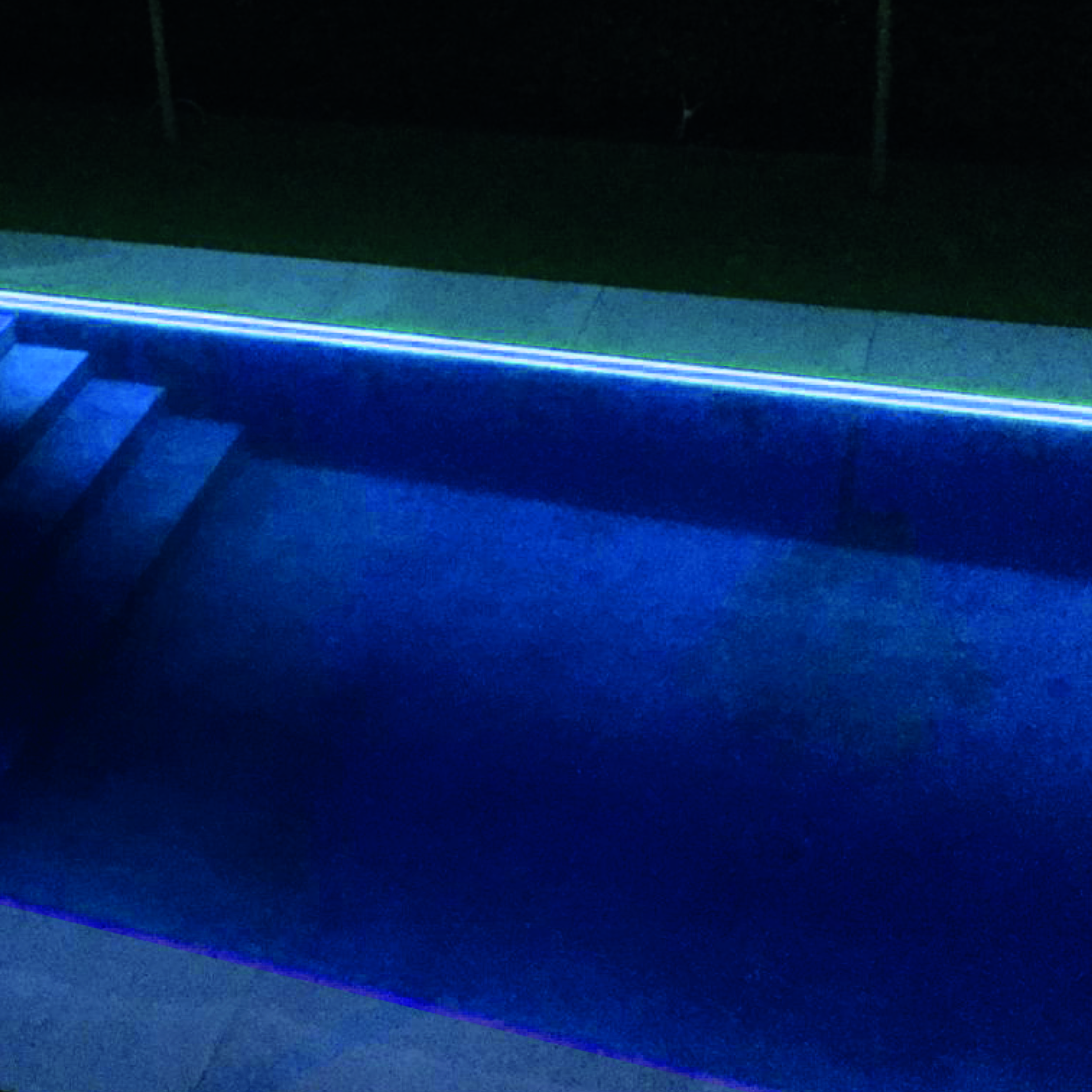 Eclairage Led Piscine Kit Ruban Led 30 Mètres Piscine Rgb Ip68 Eclairage Led